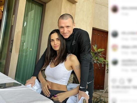 Иск футболиста Мамаева к бывшей жене Алане передали в Москву