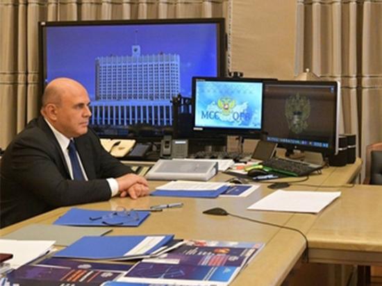 Михаил Мишустин принял участие в электронном голосовании на выборах в Госдуму