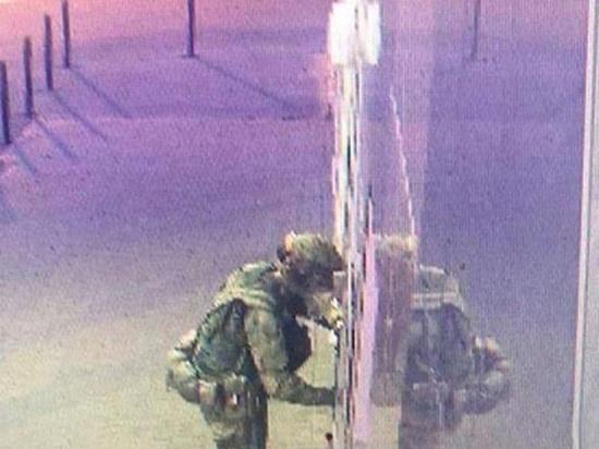 Опубликованы кадры арсенала, который Мирский прятал в своей машине
