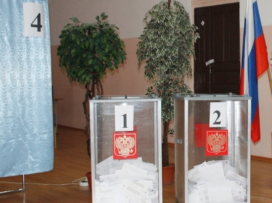 Более 101 тыс забайкальцев проголосовали на выборах 17 сентября