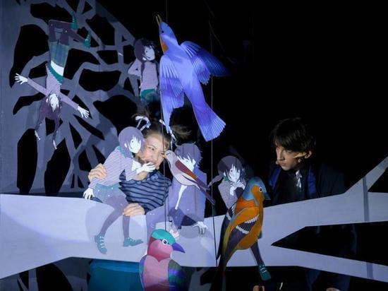 Театр «Арлекин» из Омска сыграет спектакль в Москве на сцене театра имени Образцова
