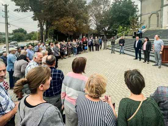 Додон призвал Гагаузию голосовать за Блок коммунистов и социалистов