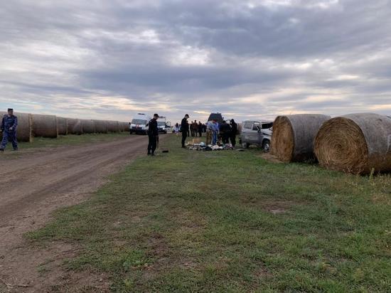 Село Волчанское, где проживал «воронежский стрелок», задержанный по подозрению в расправе с семьей из трех человек, до сих пор в оцеплении