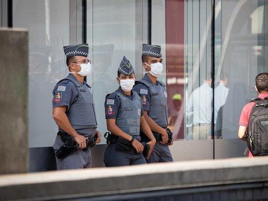 В консульство КНР в Рио-де-Жанейро бросили взрывное устройство