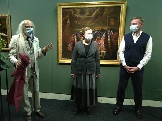 Выставка натюрмортов из собрания Пушкинского музея открылась в галерее имени Дейнеки в Курске