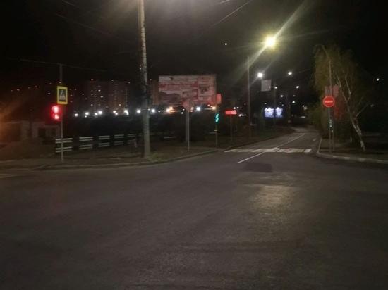 На 13 улицах в Курске восстановили уличное освещение
