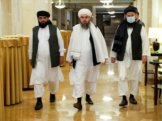 Талибы заявили, что создание правительства Афганистана займет месяцы