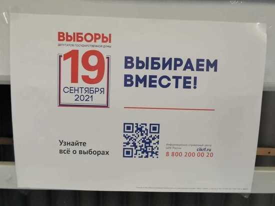 Больше ста тысяч человек уже проголосовало в Хабаровском крае