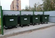 107 мусорных контейнеров с крышками установили в Новом Уренгое