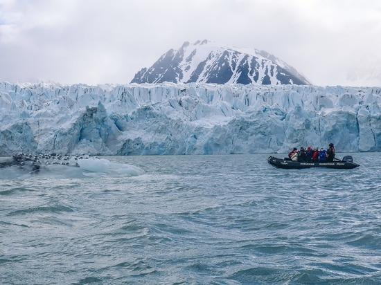 В России разработали беспилотник для автономной работы подо льдами