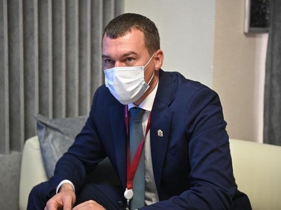 Хабаровские власти предложили снизить налоги для предпринимателей