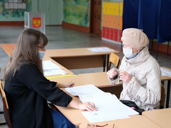 Председатель Омского облизбиркома рассказал о явке избирателей