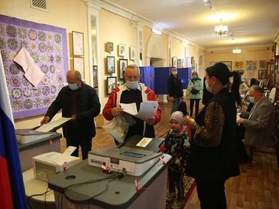 В Курской области стартовал второй день голосования на выборах депутатов