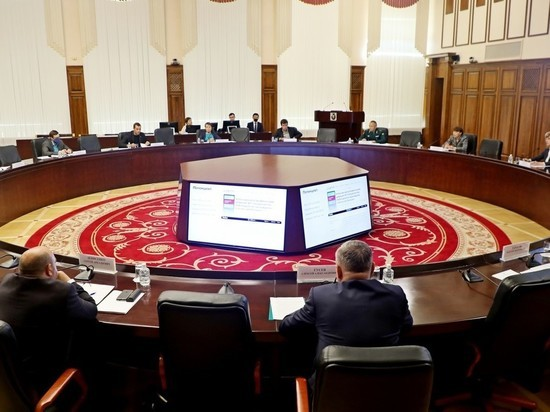 Спикер Хабаровской закдумы поучаствовала в заседании экспертного совета