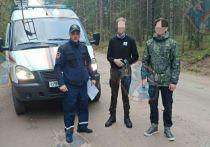 Спасатели нашли еще одного пропавшего грибника под Новой Ладогой