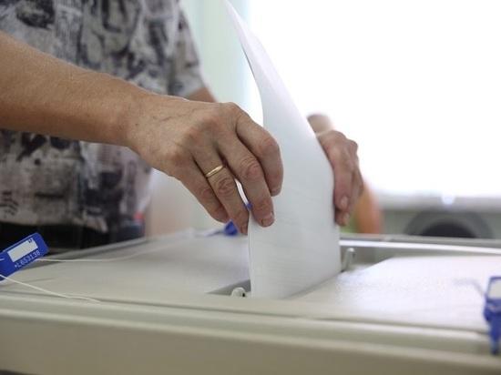 В Астраханской области в первый день выборов проголосовали 14% жителей