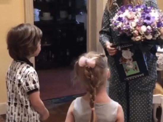 Крестница рассказала о необычных способностях детей Пугачевой и Галкина