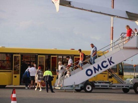 Минтранс России запустил еще один рейс из Омска в Якутию