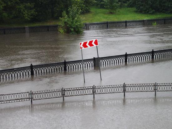 Синоптики предупредили москвичей о четырехдневном дожде