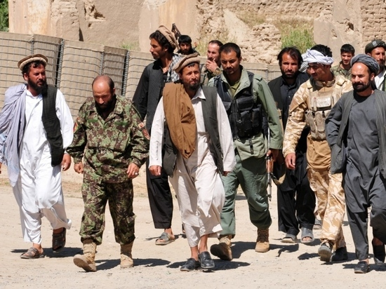 """Движение """"Талибан"""" (запрещено в России) издало временной закон, который лишил узбекский язык статуса официального в Афганистане"""