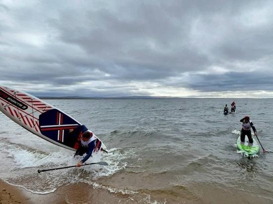 Победителя первого фестиваля по sup-серфингу определили в Забайкалье