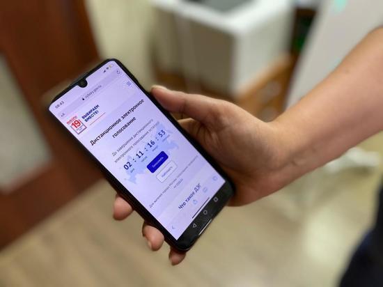 Ярославская область – лидер в области электронного голосования