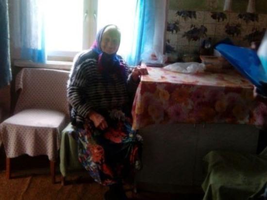 100-летняя жительница Смоленского района приняла участие в голосовании