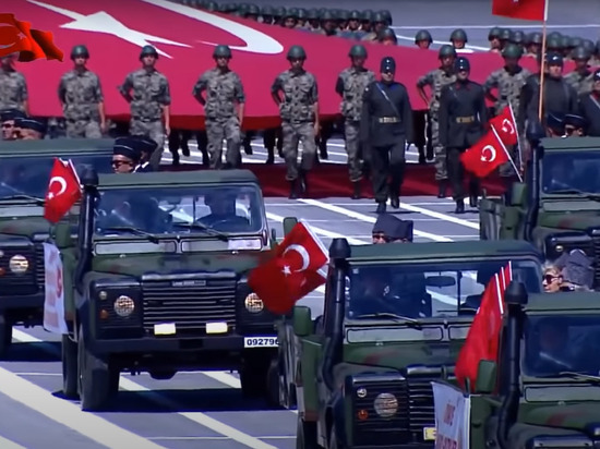 Турецкий генерал раскрыл план нанесения удара по Греции