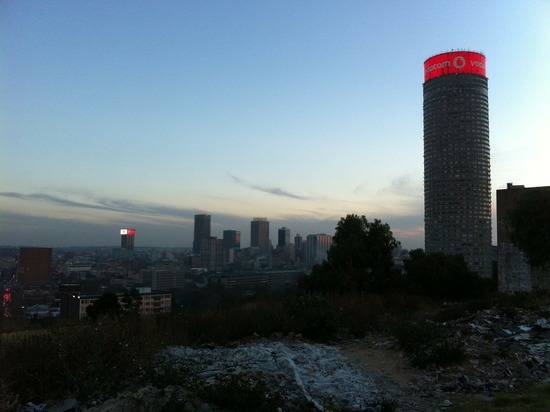 Новоизбранный мэр Йоханнесбурга погиб в ДТП