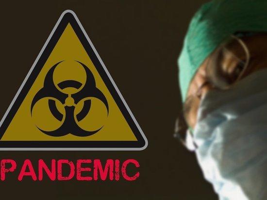 Эксперт допустил, что новый штамм коронавируса «мю» могли уже завезти в Россию