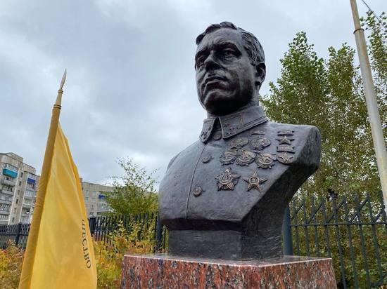 Бюсты героям СССР Штерну и Смушкевичу установили на мемориале Читы