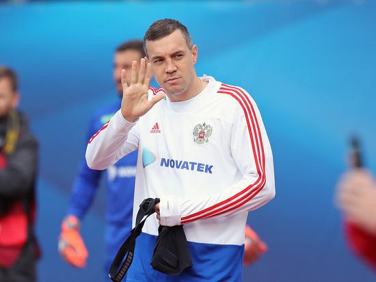 Карпин: конфликт с Дзюбой есть, но это не влияет на его вызов в сборную