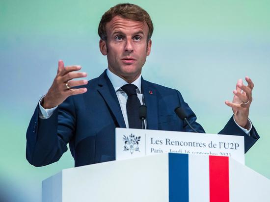 Эксперт оценил ссору США и Франции: Макрон не де Голль