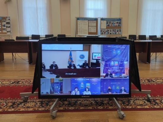 О ходе выборов в региональный парламент и Госдуму рассказали в Великих Луках и Опочецком районе