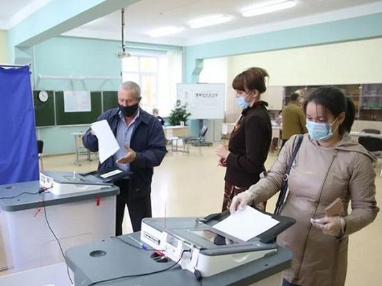 В Курской области стартовал заключительный день голосования