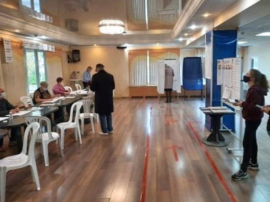 В Калужской области явка избирателей на выборах приблизилась к 30%