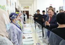 Глава Ингушетии проверил 12 УИКов во второй день голосования