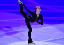 Первый официальный старт олимпийского сезона прошел для фигуристки с ошибками