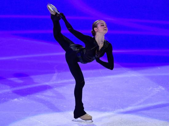 Саша Трусова победила на турнире в США: два чистых прыжка из пяти