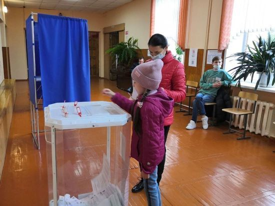 По итогам второго дня выборов в Курской области проголосовало почти 27 процентов избирателей