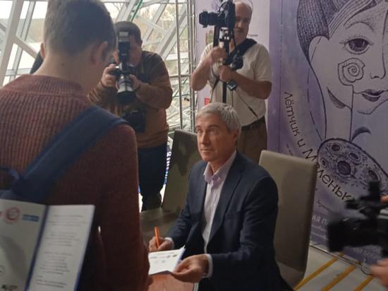 Космонавт Сергей Крикалев попробовал себя в роли актера