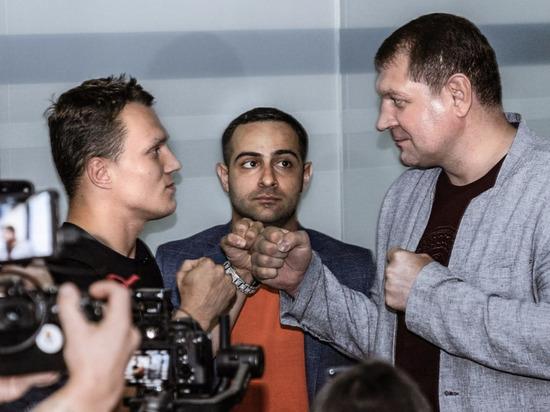 Александр Емельяненко не смог нокаутировать блогера