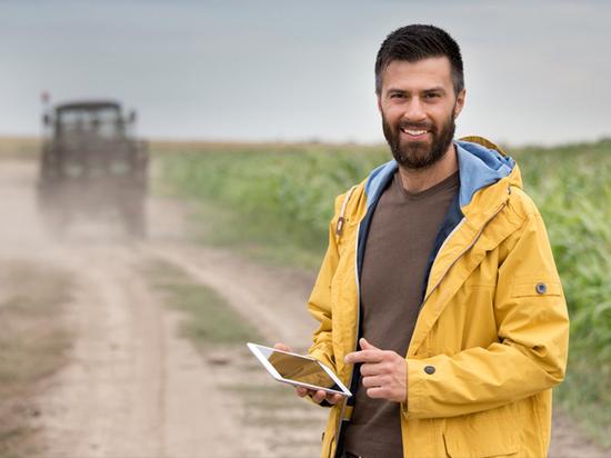 Россельхозбанк запустил медиаплатформу для фермеров «Агромнение»