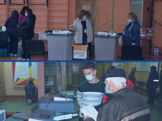 Явка на выборах в Калужской области к полудню превысила 32,5%