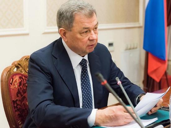 Артамонов в Калуге проголосовал на выборах депутатов Государственной Думы