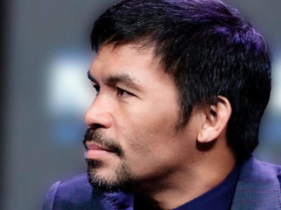 Звезда бокса Пакьяо решил баллотироваться в президенты Филиппин