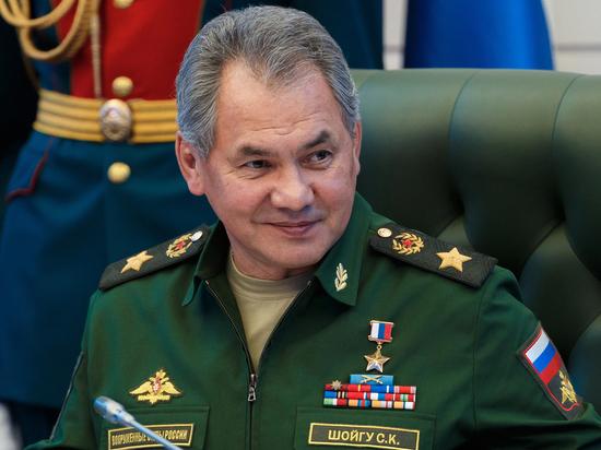 Сергей Шойгу может взять под контроль Красноярский край
