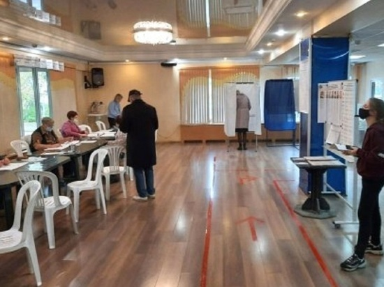 Явка на выборах в Калужской области близится к 38%