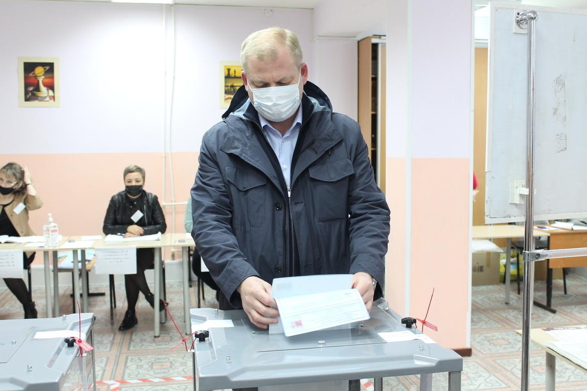 Заместитель председателя Костромской областной Думы Иван Богданов: «Люди выбирают тех, кто зарекомендовал себя реальной работой»