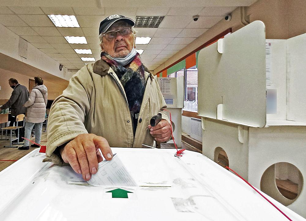 Выборы в Москве завершаются: фото с избирательных участков